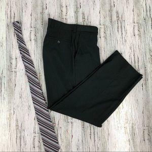 Wilke Rodriguez Gray Stripes Pants Size 34